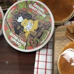キャラメルゴーストハウス - 【キャラメルアップルケーキ】のディスプレイ