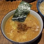 めん処 樹 - カレーミソつけ麺