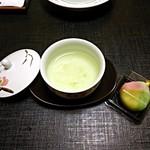 11174338 - お茶と生菓子