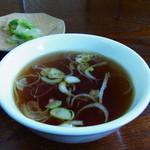 小洞天 - スープ