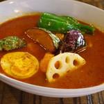 曉 - チキン+3野菜