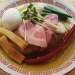 111741546 - (松)特級中華そば(白醤油)