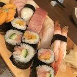 江戸一 - 特上寿司☆