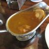 gii - 料理写真:ホタテカレー