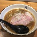 麺や 拓 - 料理写真:ダブルラーメン  730円