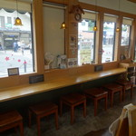 ほっこり桜カフェ - 店内