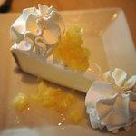The Cheesecake Factory - フレッシュパイナップルチーズケーキ