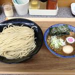 111752828 - 味玉つけ麺(大盛)
