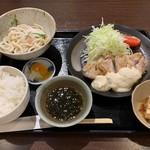 大阪豚しゃぶの会 天六店 -
