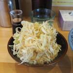 横浜ラーメン 北村家 - ねぎ丼 250円