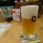 111759895 - 生ビール