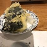 日の出 - 蛤の天ぷら