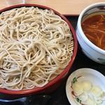 Katsuraan - 季節限定の辛い蕎麦