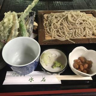 水石 - 料理写真: