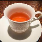 スランジバール - ドリンク写真:コンソメスープ