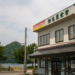 鶴亀屋食堂 - 2019.7 店舗外観