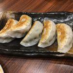 中華居酒屋料理 餃子屋 - 焼餃子