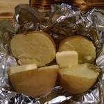 港釧路の炉端焼き 虎や - じゃがバター