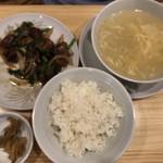 中国料理 沙流川 -