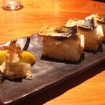 11177909 - 焼き鯖寿司(清水サバ)