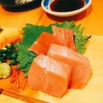酒蔵 ゴエモン - マグロ