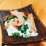 酒蔵 ゴエモン - 自家製豆腐
