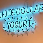 ホワイトカラーヨーグルト -
