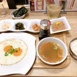 吾照里 - ◆目玉焼き納豆セット500