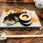 Iduu - 簡易な客席ですが、店内から滲み出る老舗の風格!さすが、京都ヽ(´▽`)/いただきます♡