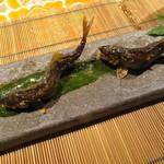 いはら田 - 大好きな焼き鮎