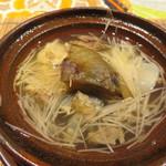 いはら田 - 鼈の鍋仕立て スパイスを加ええてちょっとインド風に