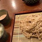 銀蕎麦 國定 - せいろ& くるみ