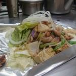 とん平 - 豆腐と小袋