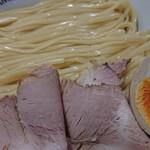 ラーメン人生JET600 - 鶏煮込みつけ麺♪
