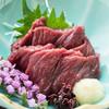 和楽庵 - 料理写真:馬刺し