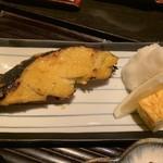 和食とお酒 きいろ - タラの西京焼き