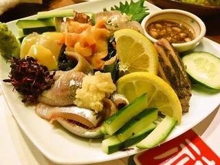 藤本鮮魚店