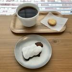 ギャルリー ノン - ひつじクッキー&コーヒー(グァテマラ)
