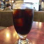 ロッジ赤石 - アイスコーヒー 500円