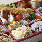 楽多厨房 - 料理写真:会議弁当・研修弁当に集中力を高めるお献立です!