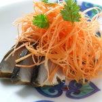玉木 - 鯖の燻製