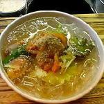 どない屋 - 韓国風冷麺・・・・・絶倫