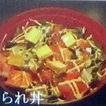 磯春 - あられ丼
