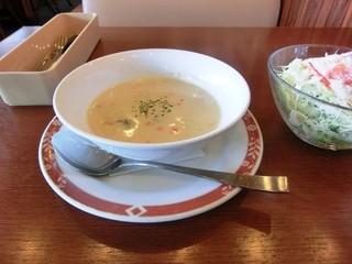 ガスト - セットのスープ