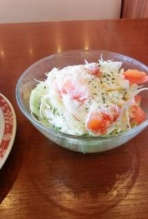 ガスト - セットのサラダ