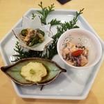 うちげの料理 八塩 - 料理写真: