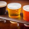 ザ・ロッキンハーツ - ドリンク写真:クラフトビールの飲み比べセット