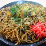 かわとみ - モチモチの麺