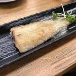 魚庭本店 - ヒラメバター焼き