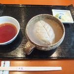 千花 - ふわふわ蕎麦がき